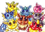 ACEO Chibilutions by Zun0