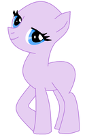 My Little Pony Base 2 by winxchara