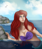 Ariel - Under the Sunlight by rracchan