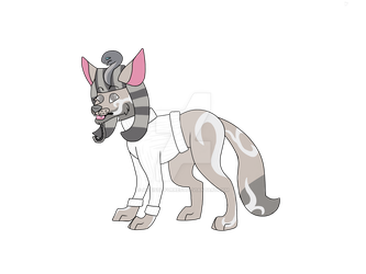 YT: Channel Banner Doll by ArtisticFurrest
