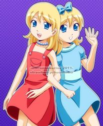 Sister, sister by Yet-One-More-Idiot