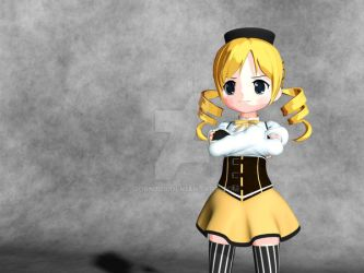 Mami Tomoe by gorn708