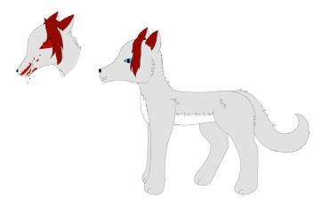 Swagwolf For SwagwolfxButterChurn ^^ by Laurcaty831
