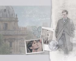Endeavour in Oxford wallpaper by Keila-the-fawncat