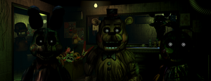 Five Nights at Freddy's 3[???] by Christian2099