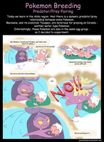 Quick Comic - Pokemon Breeding - Corsola Toxapex