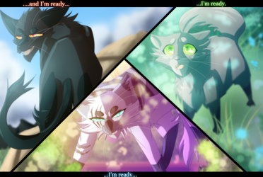 Ready as I'll Ever Be (Warrior Cats) by WarriorCat3042