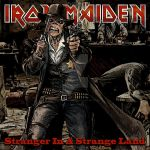 Iron Maiden - Stranger In A Strange Land by croatian-crusader