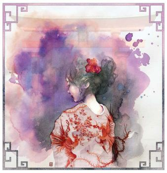 Geisha by annick