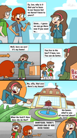 COMIC - Home by LWB-the-FluffyMystic