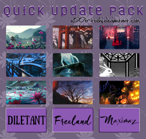 Quick Update Pack by n00b-toshi