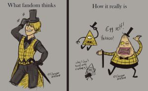 Bill Chipher by CPT-Elizaye