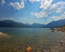 Twin Lakes by greenunderground
