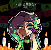 Day of the Dead 2017 by amatey