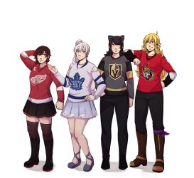 Commission|RWBY by NaitouRSE