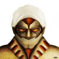 Shingeki no Kyojin - Armored Titan by Adam-Clowery