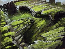 Abandoned Ruins by parkurtommo