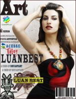 Cover of magazine by luanbest