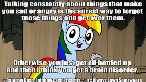 Rainbow-Dash-Presents-Brain-Disorder by ciaranbenson