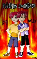 Billy and Kid - Twombies by Sel-Chan