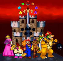 Super Mario RPG by TommyGK