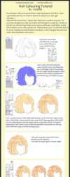 Hair Colouring Tutorial ~SAI~ by Annabel-m