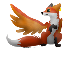 COM:ifoxspirit by SilverSunFoxy