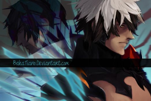 Rage Hearts and Furious Blade by BakaTiano