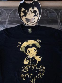 Bendy and the Ink Machine (Hot Topic) by Chrismilesprower