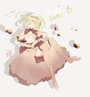Gumi Gumi by LashaSummers