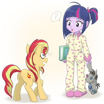 Twilight is 9 years old by Ta-Na