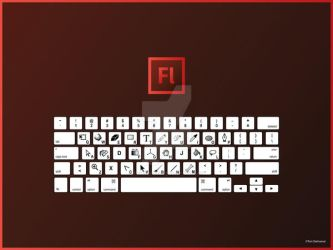 Flash Keyboard Shortcuts QWERTY by ensombrecer