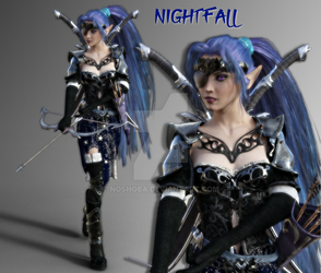 Nightfall final- contest entry by Noshoba