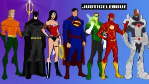 New 52 - Young Justice Style by Grayface