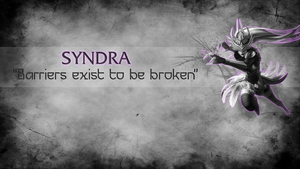 Syndra - Series 2 by Xael-Design