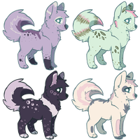 [CLOSED] 20 Point Wolf Pupsyy by CloverAndSage