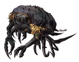 Dark Crystal Garthim by ChrisFaccone
