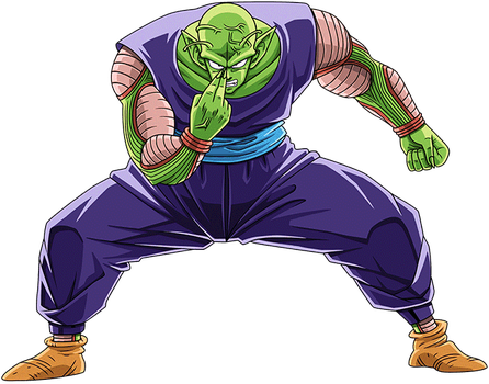 Piccolo render 26 by maxiuchiha22