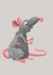 Rat by froggywoggy11
