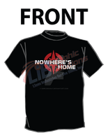 LIB - Nowhere's Home Shirt by simplemanAT