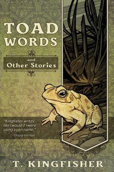 Toad Words Cover by ursulav