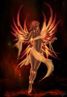Phoenix by Valleyquail