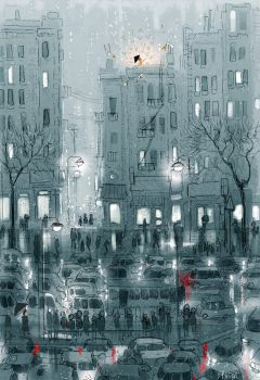 Wednesday mood. by PascalCampion
