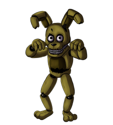 The Ultimate FNaF Collab- Plushtrap by Igrisa