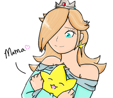 Princess Rosalina by tiwa55