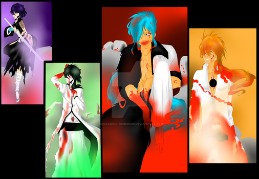 .:Bleach_Violence_Blood_and Cannibals:. by kogaswolftribebabe