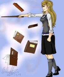 Why yes, I AM a Ravenclaw. by bookxworm89