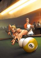 9 ball by deemonproductions