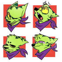 Waiwan Telegram Stickers For Me~~ by DeepToastLove