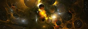 Life form or space junk by teddybearcholla